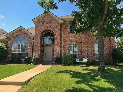 Allen TX Single Family Home For Sale: $339,999