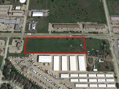 Lewisville Commercial Lots & Land For Sale: Justin Road