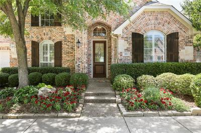 McKinney Single Family Home For Sale: 104 Troon Road