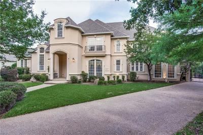 Southlake, Westlake, Trophy Club Single Family Home For Sale: 925 Parkview Lane