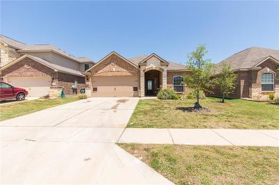 Crowley Single Family Home For Sale: 13344 Tower Lane