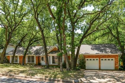 Arlington Single Family Home For Sale: 2002 Mill Creek Drive