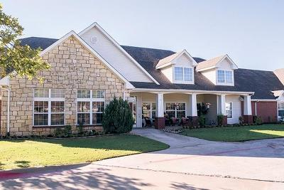 Richland Hills Residential Lease For Lease: 7520 Glenview Drive #625 B