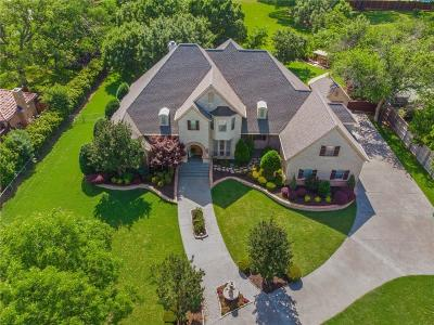 Colleyville Single Family Home For Sale: 4912 Bransford Road