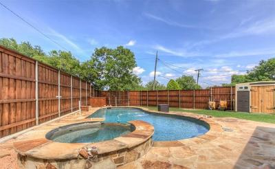 Frisco Single Family Home For Sale: 9100 Bison Trail