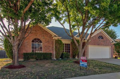 Arlington TX Single Family Home For Sale: $210,000