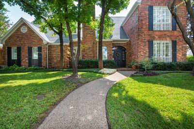 Plano Single Family Home For Sale: 5408 Blackhawk Drive