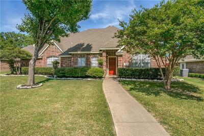 Richardson Single Family Home For Sale: 1315 Magnolia Drive