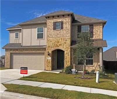 Burleson Single Family Home For Sale: 544 Windy Knoll Road