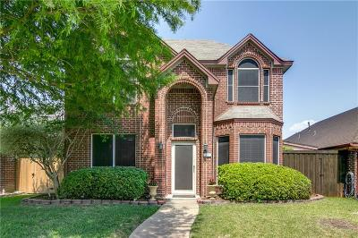 Rowlett Single Family Home Active Option Contract: 6601 Wildhaven Drive