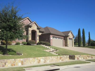 Benbrook Single Family Home For Sale: 8200 Shady Valley Drive