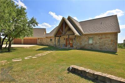 Brown County Single Family Home For Sale: 983 Deepwater Road