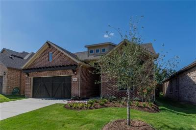 Keller Single Family Home For Sale: 3021 Crestwater Ridge