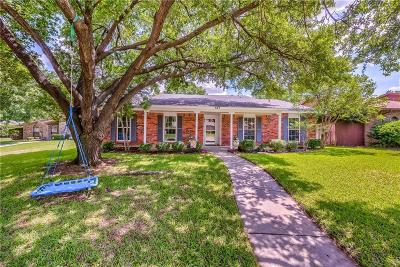 Coppell Single Family Home For Sale: 527 Woodhurst Drive
