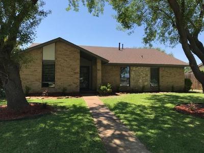Lewisville Single Family Home For Sale: 590 Abilene Drive