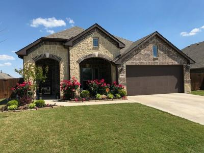Mansfield TX Single Family Home For Sale: $259,900