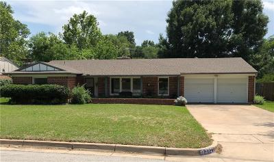 Fort Worth Single Family Home For Sale: 3921 Wosley Drive