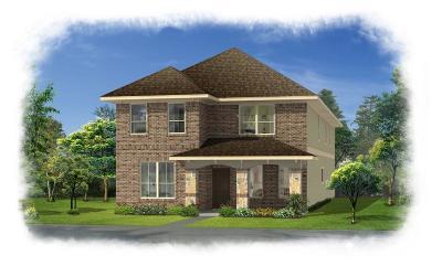 Aubrey Single Family Home For Sale: 2313 Telfair