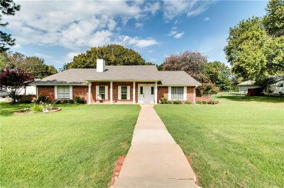 Johnson County Single Family Home Active Option Contract: 503 Curtis Road