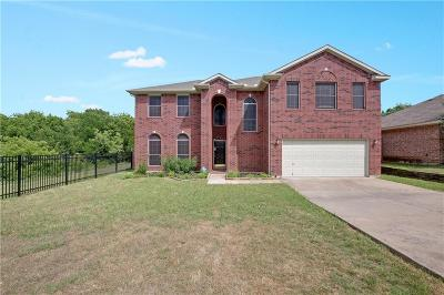 Grand Prairie Single Family Home For Sale: 4502 Brittany Lane