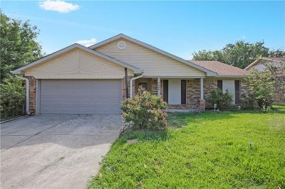 Watauga Single Family Home For Sale: 7908 Katie Lane