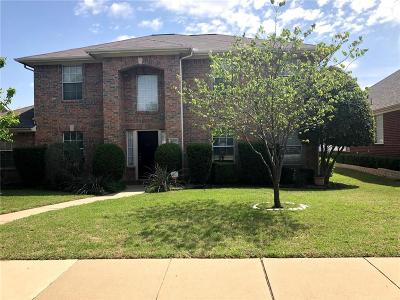 Plano Single Family Home For Sale: 8012 Fleetwood Drive