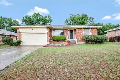 Dallas Single Family Home For Sale: 5504 Rocky Ridge Road