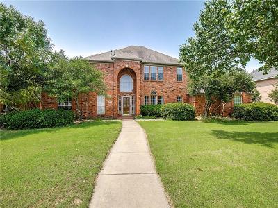 Rowlett Single Family Home For Sale: 9510 Heartstone Lane
