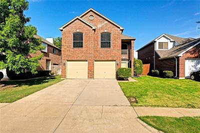 Lewisville TX Single Family Home For Sale: $255,000