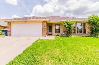 Watauga Single Family Home For Sale: 7708 Prairie Drive