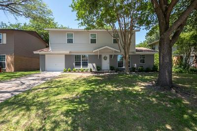 Mesquite Single Family Home For Sale: 3023 Harlan Drive