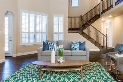Keller Single Family Home For Sale: 1708 Goldenrod Lane