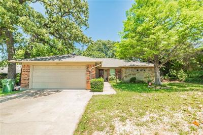 Arlington TX Single Family Home For Sale: $219,000