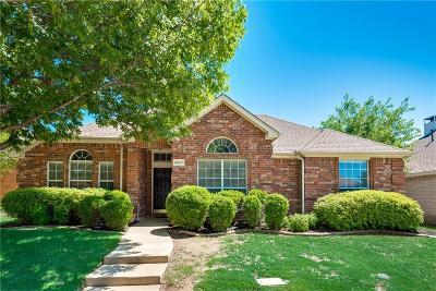 McKinney Single Family Home For Sale: 4607 N Spanishmoss Drive E