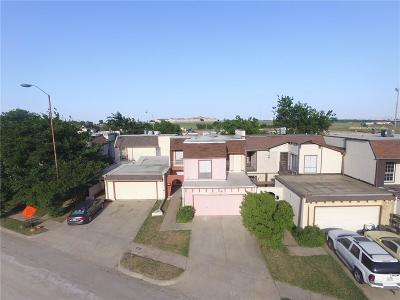 Fort Worth Single Family Home For Sale: 4611 Alamosa Street