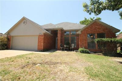 Arlington TX Single Family Home For Sale: $214,950
