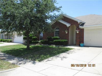 Arlington TX Single Family Home For Sale: $225,000