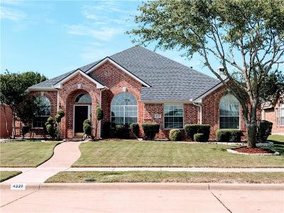 Plano Single Family Home For Sale: 4539 Hawkhurst Drive