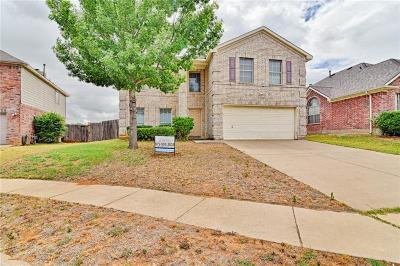 Fort Worth Single Family Home Active Option Contract: 11016 Redbrook Lane