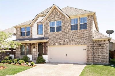 Melissa Single Family Home For Sale: 2308 Houston Drive