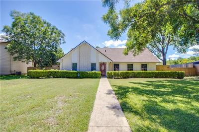 Rowlett Single Family Home For Sale: 104 Ashe Bend Drive