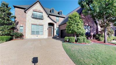Allen TX Single Family Home For Sale: $559,900