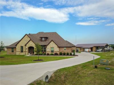 Decatur Single Family Home Active Contingent: 115 High Meadows Court