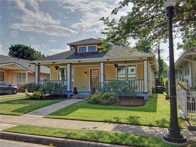 Fort Worth Single Family Home Active Option Contract: 1617 Washington Avenue