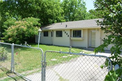 Blue Mound Single Family Home For Sale: 1632 Watauga Road