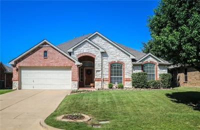 Mansfield TX Single Family Home For Sale: $298,000