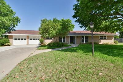 Haltom City Single Family Home For Sale: 5625 Silver Lake Drive