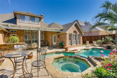 Frisco Single Family Home For Sale: 5125 Lakehill Boulevard