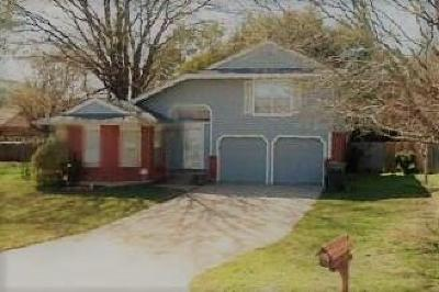 Mansfield TX Single Family Home For Sale: $183,000
