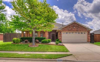 Frisco Single Family Home Active Option Contract: 12450 Montana Drive
